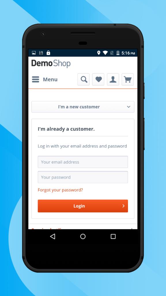 Shopware-hybrid-mobile-app-register4
