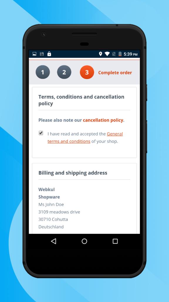 Shopware-hybrid-mobile-app-shipping-details10