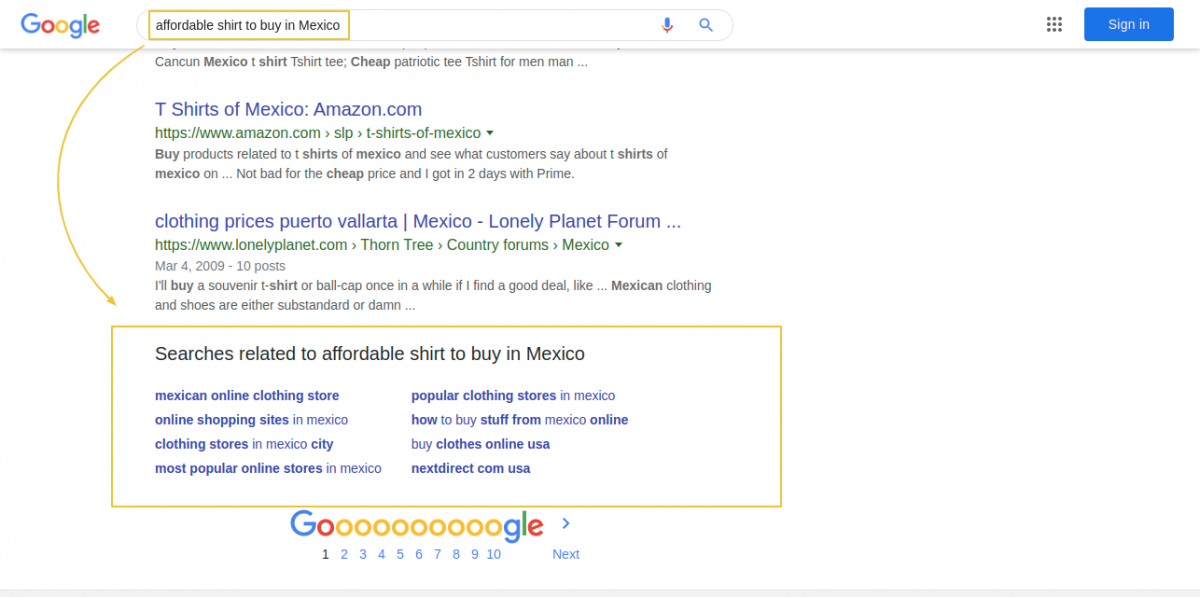 affordable-shirt-to-buy-in-Mexico-Google-Search