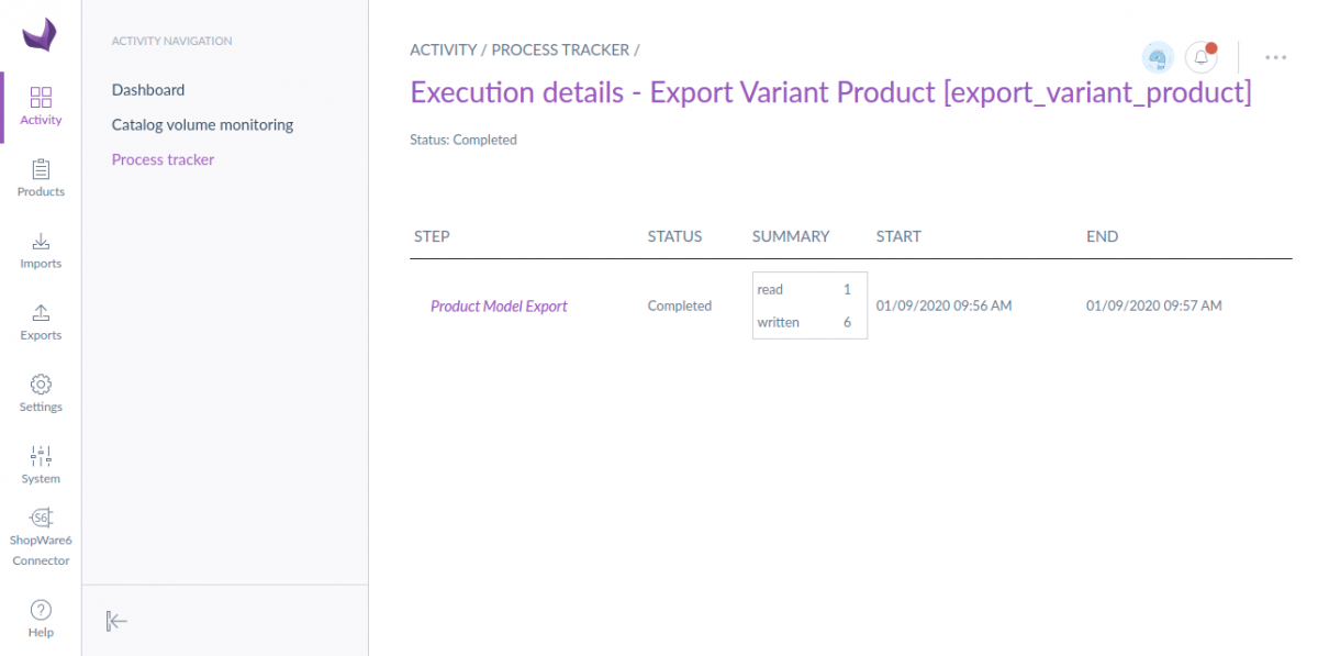 export-product-variant