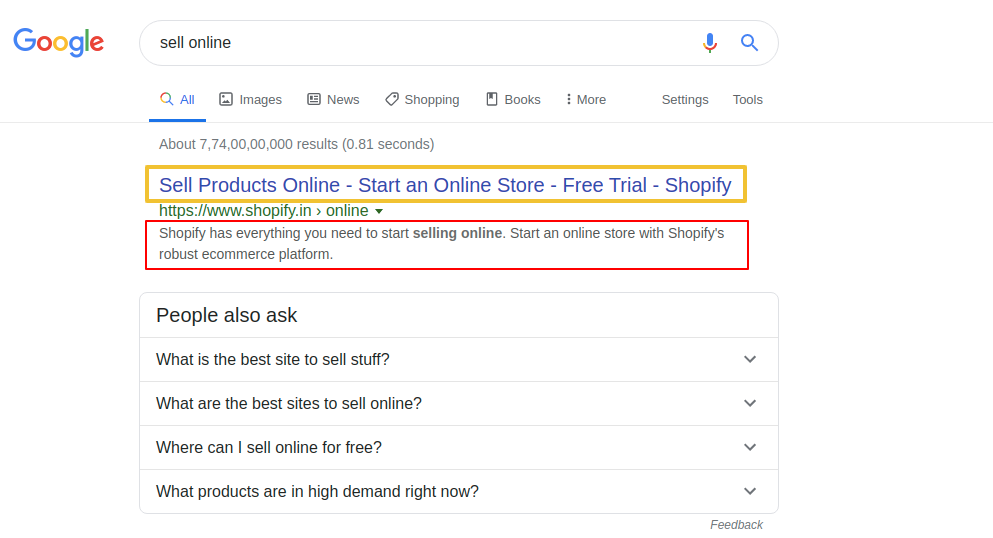sell-online-Google-Search