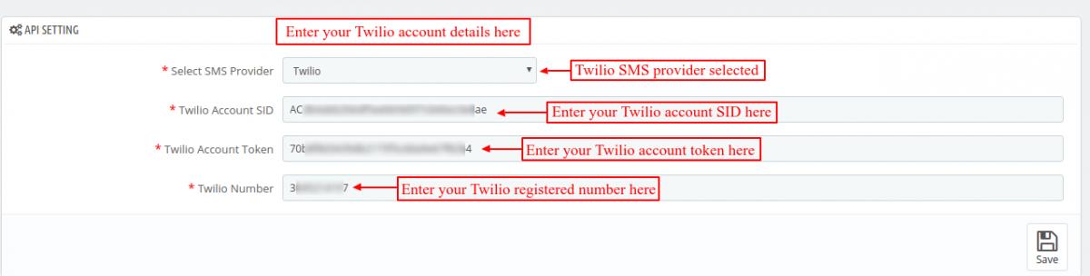 twilio-credential