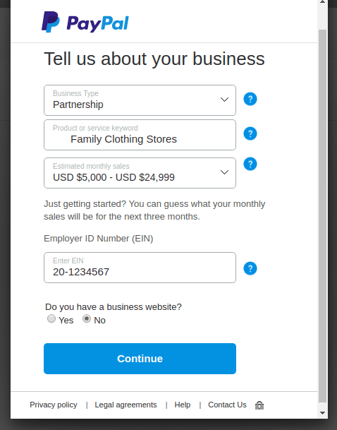 webkul-magento2-marketplace-paypal-authentication-adding-business-account-details