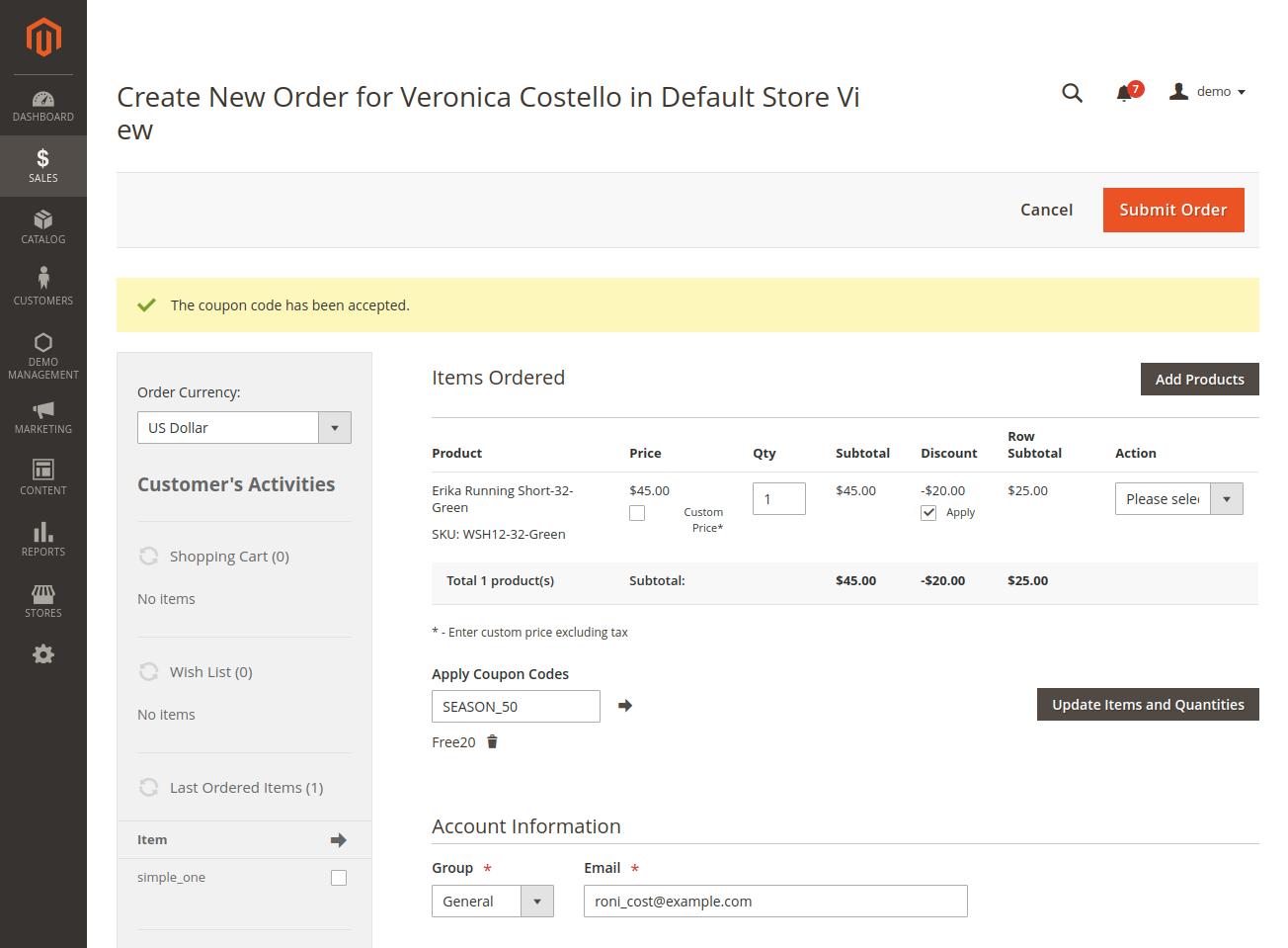 webkul-magento2-multiple-coupon-codes-admin-order