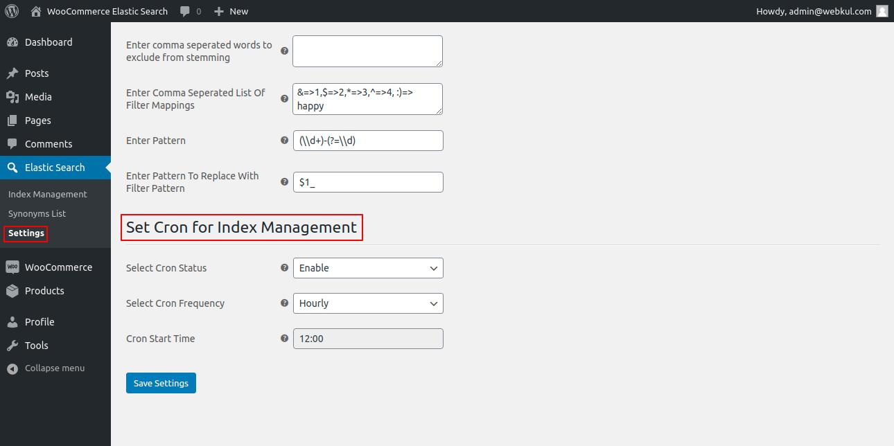 webkul-woocommerce-elasticsearch-cron-index-management
