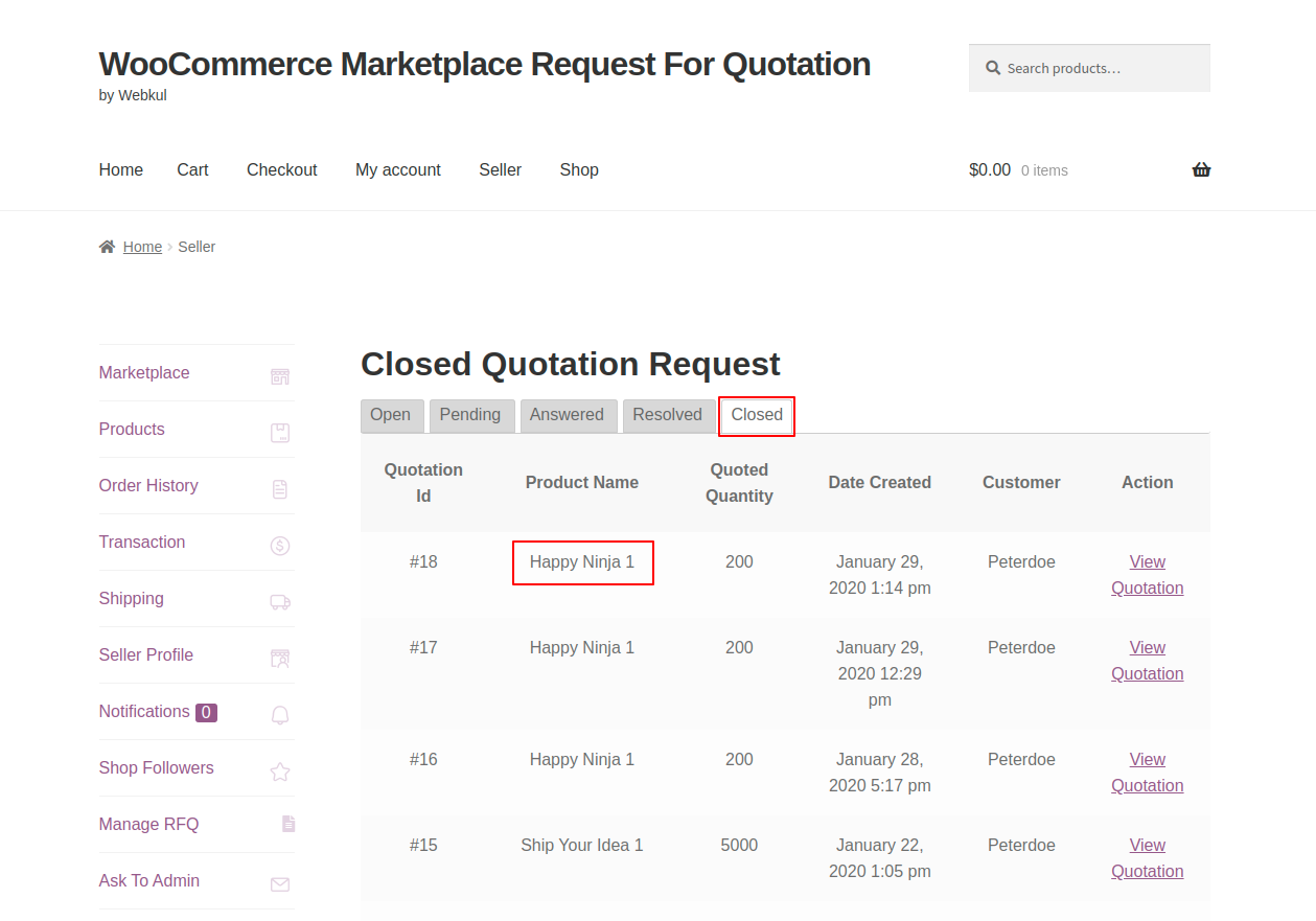 webkul-woocommerce-marketplace-request-for-quotation-seller-end-closed-quote-list-1