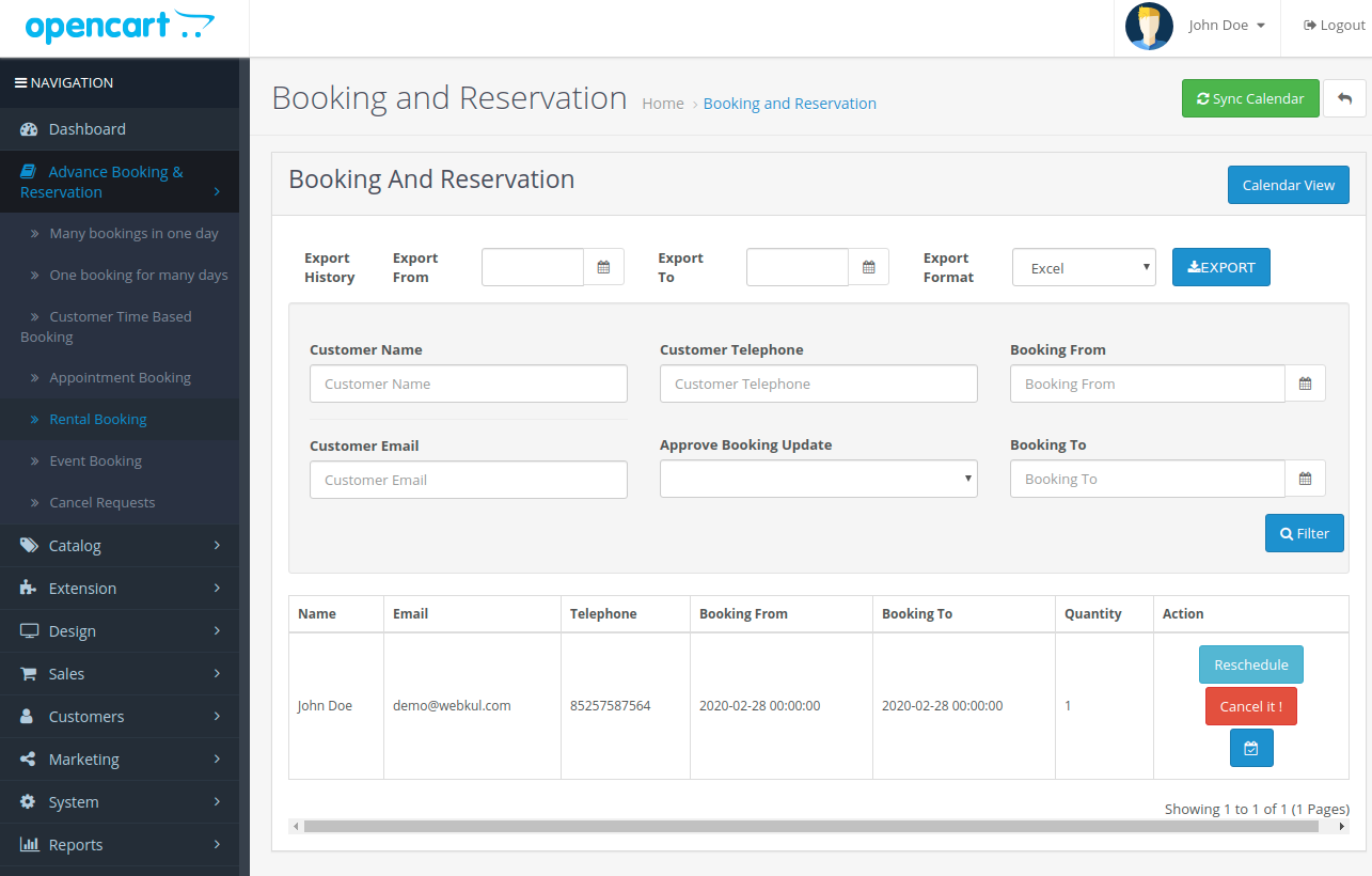 Booking-and-Reservation-