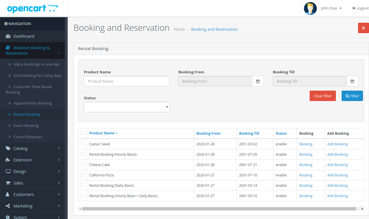 Booking-and-Reservationc