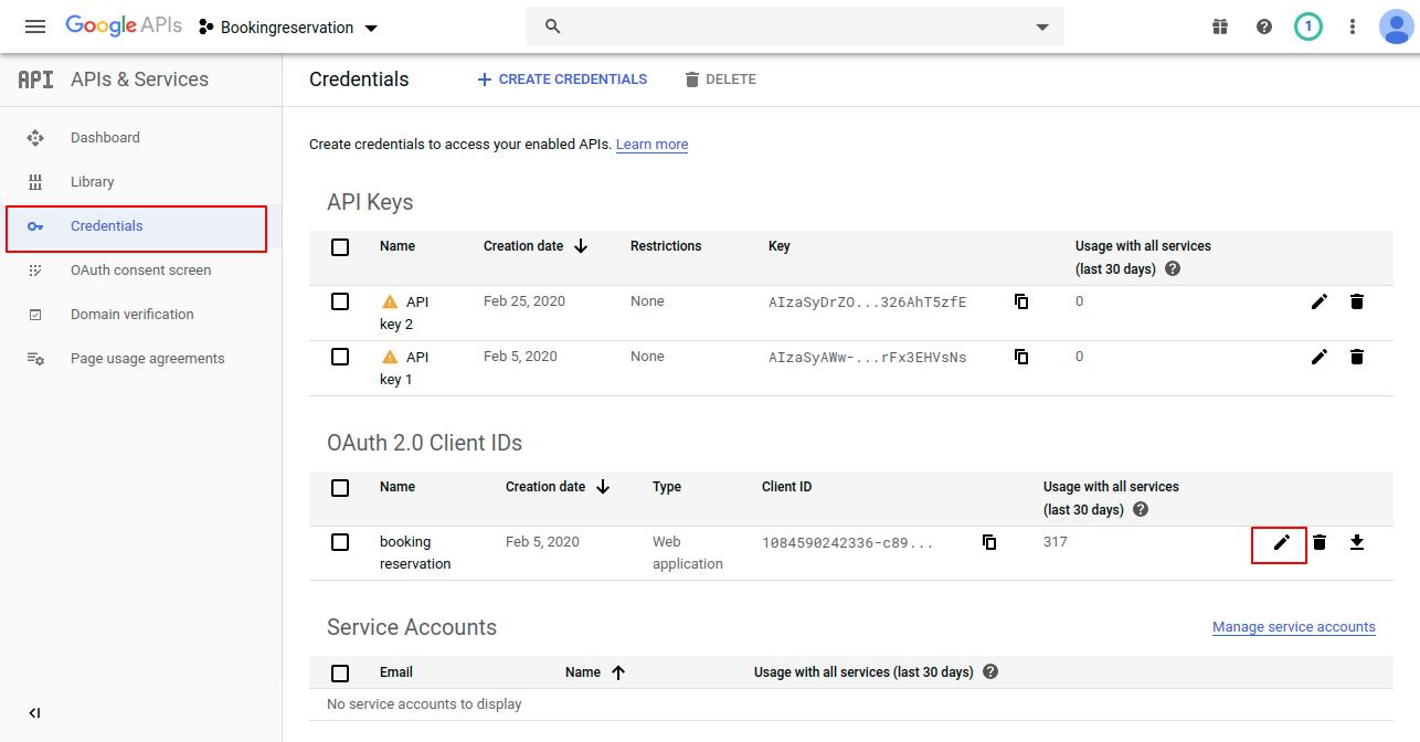 Credentials-–-APIs-Services-–-Bookingreservation-–-Google-API-Console