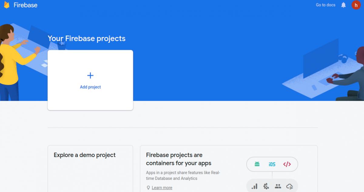 Firbase-add-project