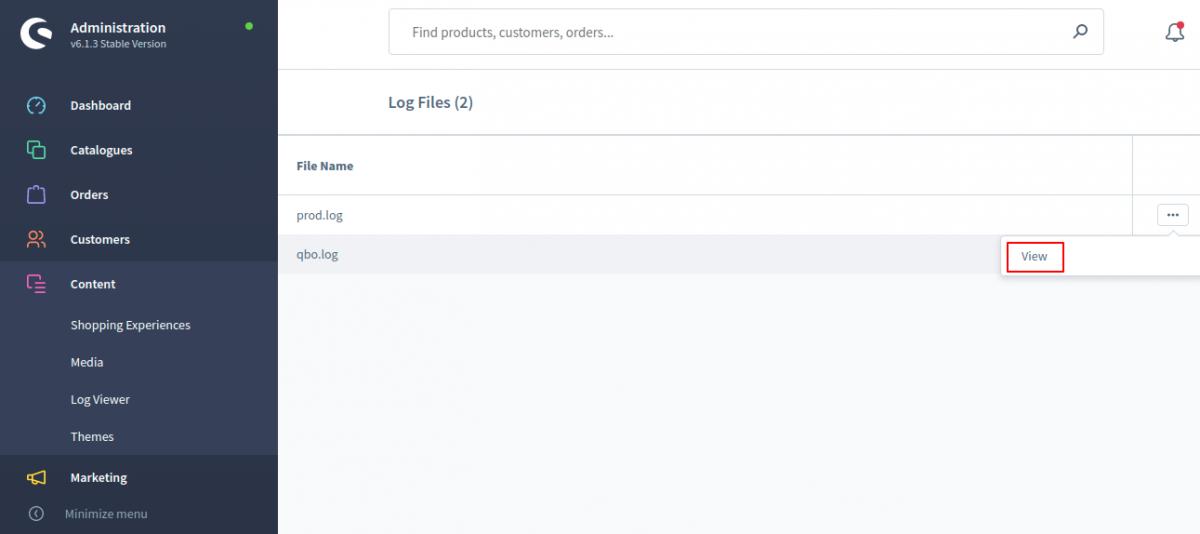 Log-Viewer-Shopware-administration1