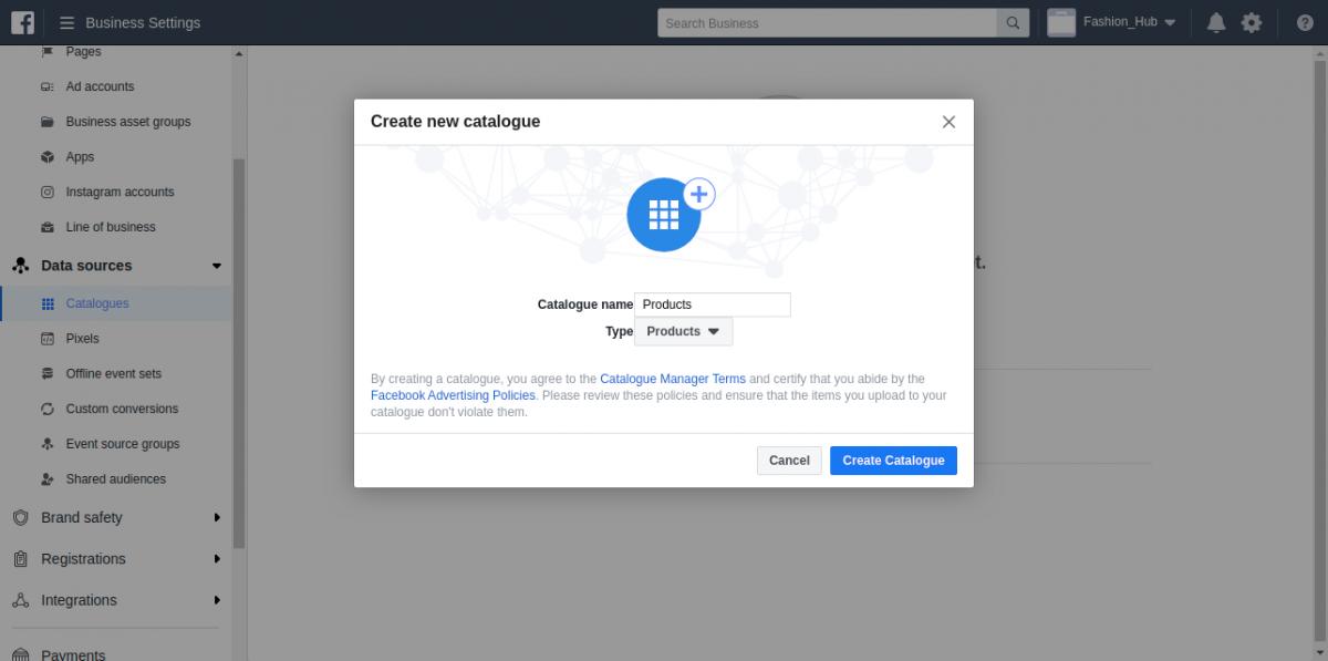 webkul-magento2-facebook-shop-business-settings-1