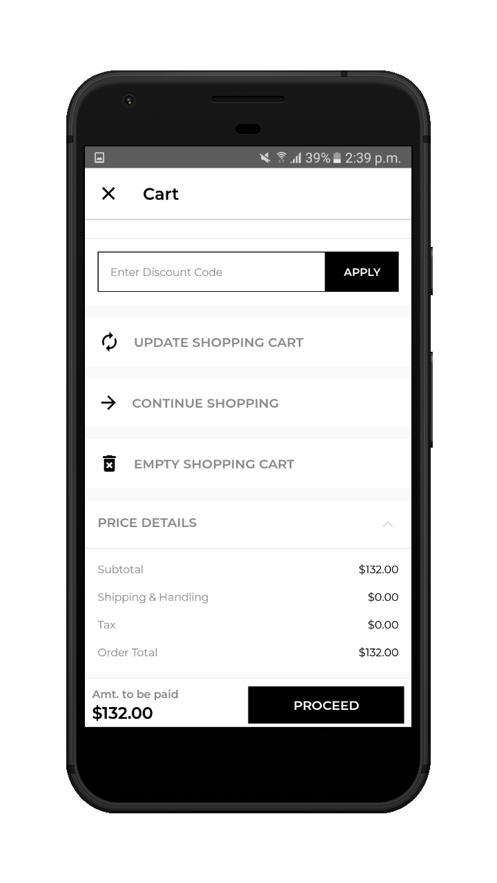 webkul-magento2-Online Food Delivery-customer-cart-shipping-details-comp