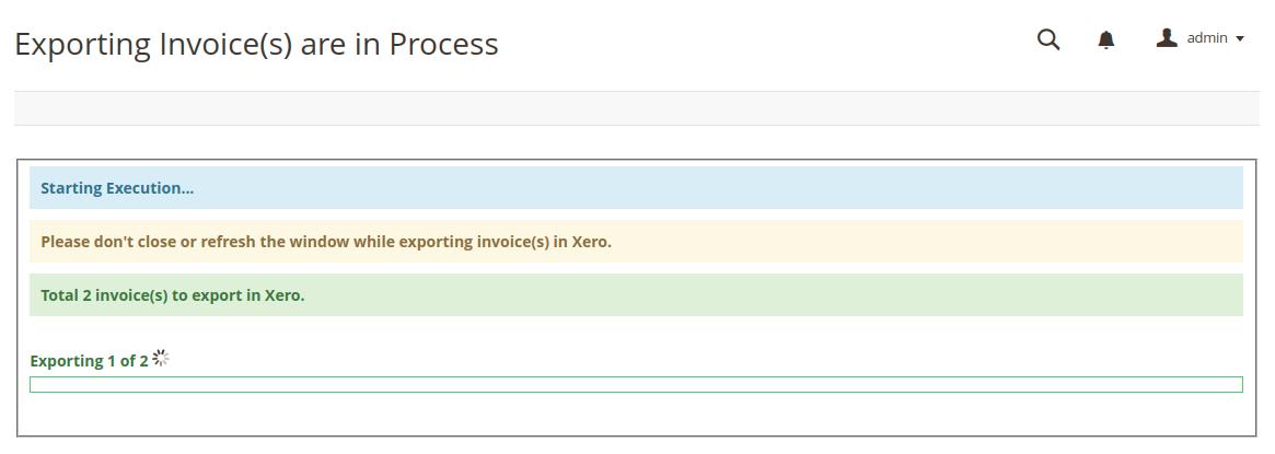 webkul-magento2-xero-connector-exporting-invoices