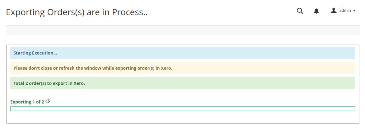 webkul-magento2-xero-connector-exporting-orders-1