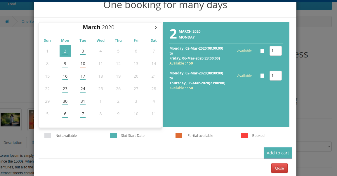 webkul-openacrt-advance-booking-reservation-one-booking-many-days-