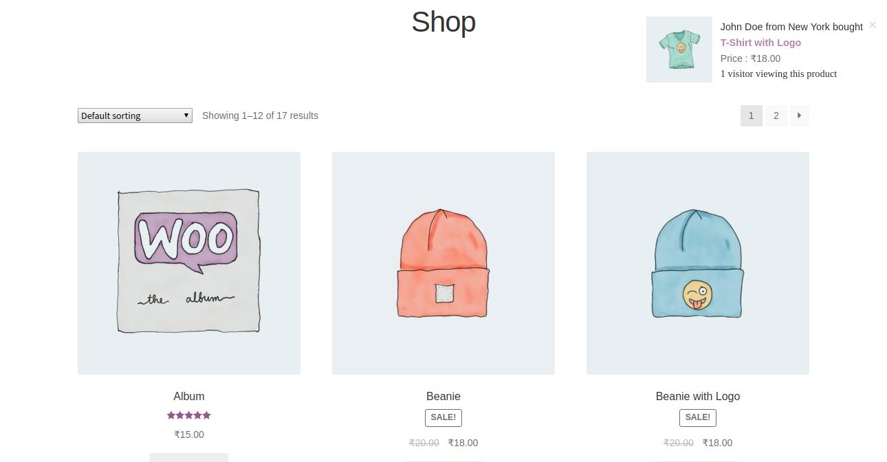 webkul-woocommerce-live-sales-notification-product-purchased-message-display