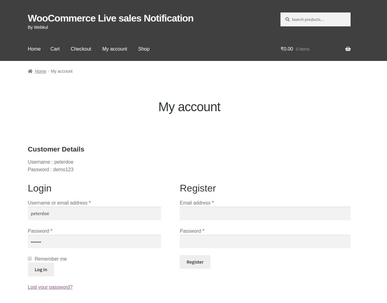 webkul-woocommerce-live-sales-notification-user-frontend-user-login