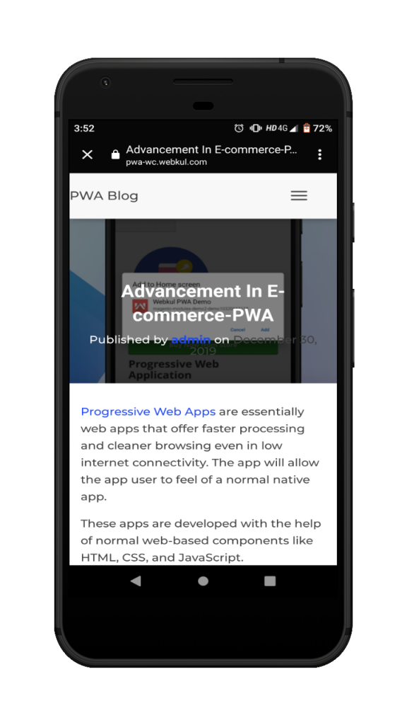 webkul-woocommerce-simple-pwa-url-redirection