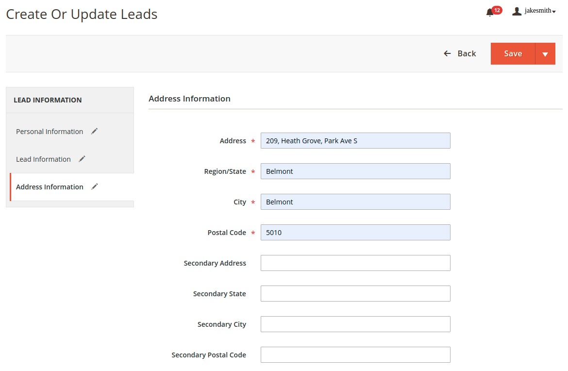 webkul_CRM_for_magento2_leads_creation_third