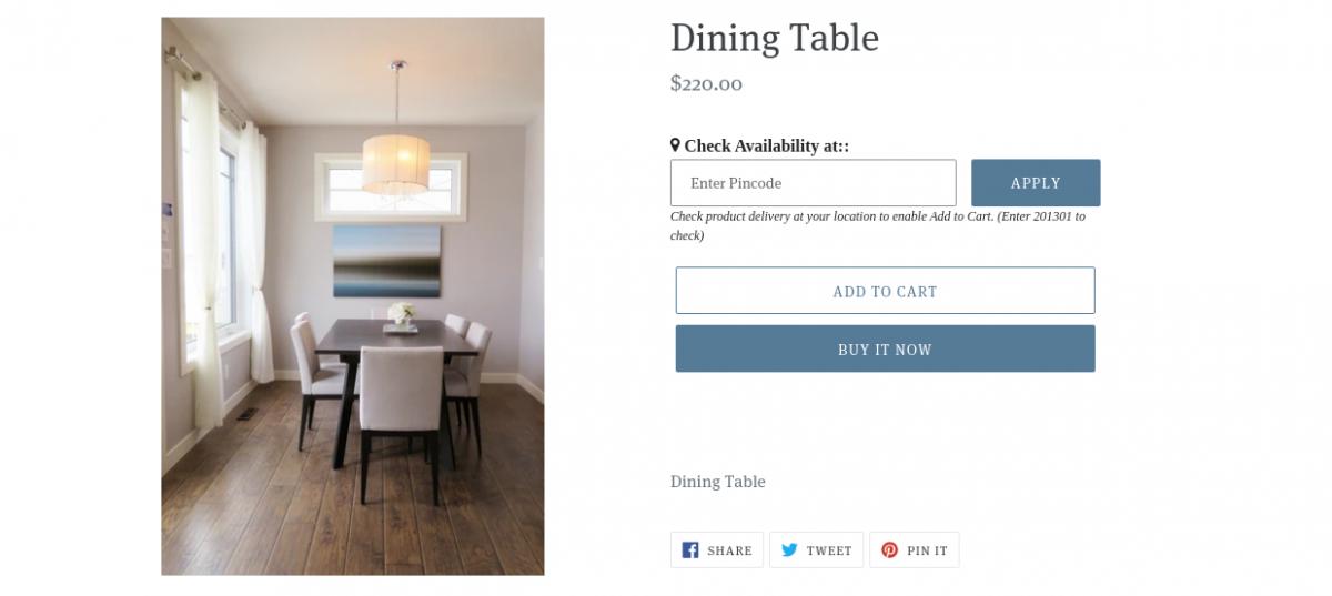 Dining-Table-–-Zipcode-Validator-App