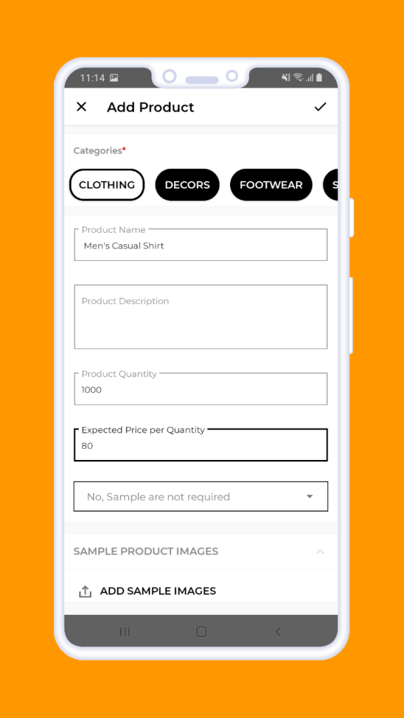 webkul_magento2_b2b_mobile_app_Add_product_quotes