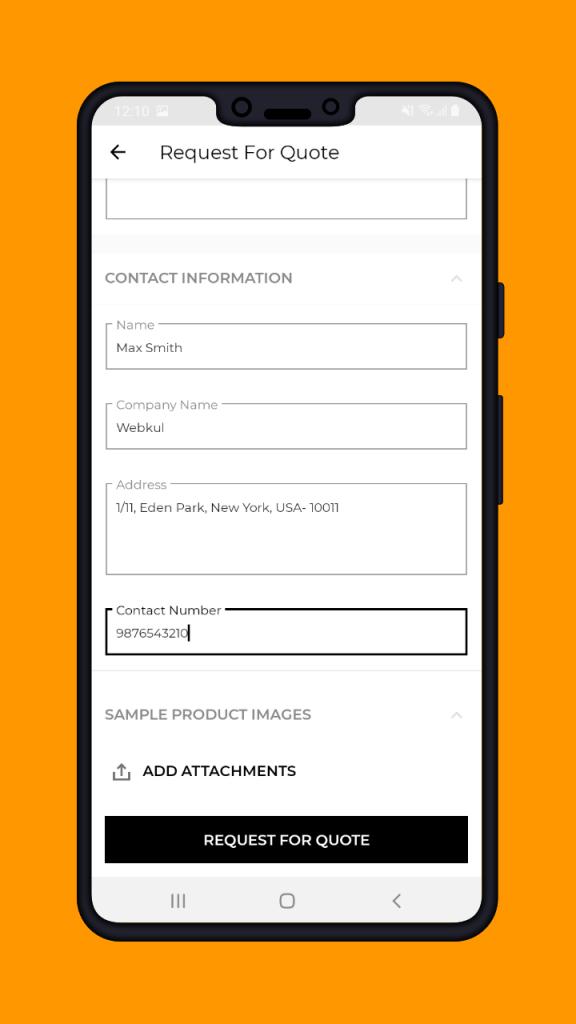 webkul_magento2_b2b_mobile_app_RFQ_II