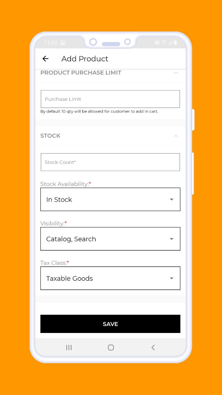 webkul_magento2_b2b_mobile_app_add_product_III