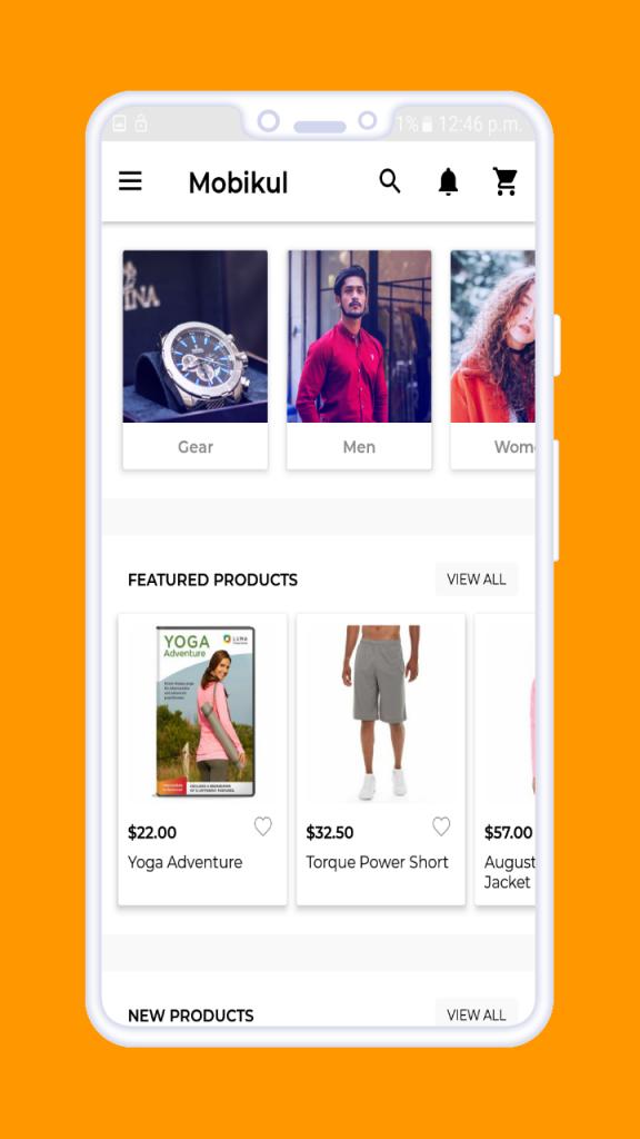 webkul_magento2_B2B Marketplace App _homepage