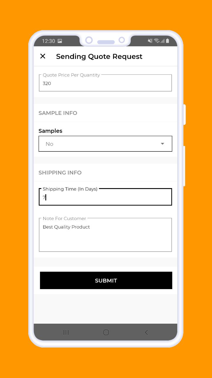 webkul_magento2_b2b_mobile_app_quote_requestII