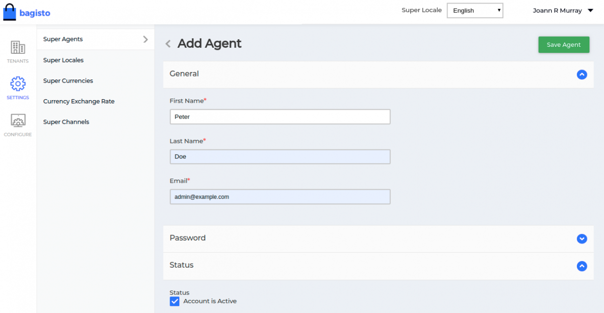 Webkul-Laravel-eCommerce-Mulit-Tenant-SaaS-Super-admin-adding-agent-1
