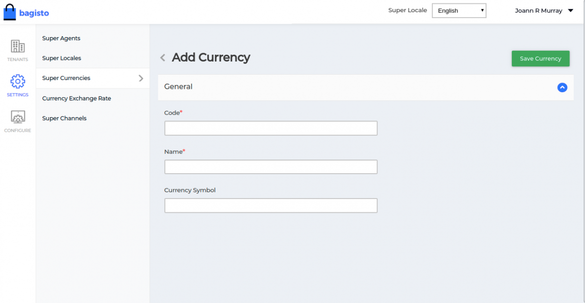 Webkul-Laravel-eCommerce-Mulit-Tenant-SaaS-super-admin-adding-currency
