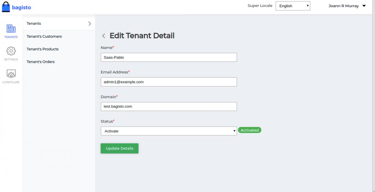 Webkul-Laravel-eCommerce-Multi-company-SaaS-Tenant-edit-profile
