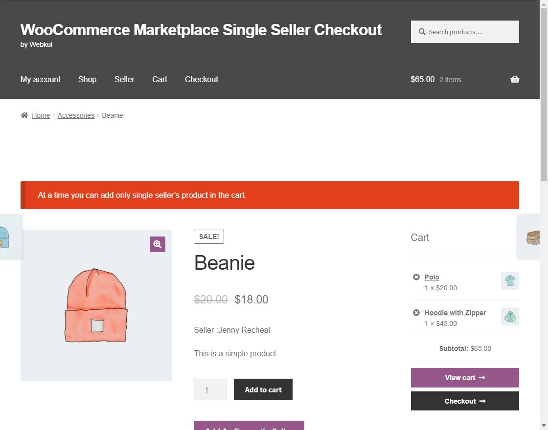 webkul-woocommerce-marketplace-single-seller-checkout-customer-error-popup-1