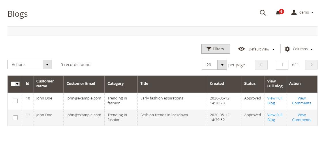 Webkul-Magento2-Blog-Manager-Blog-Details-Single-Blogger