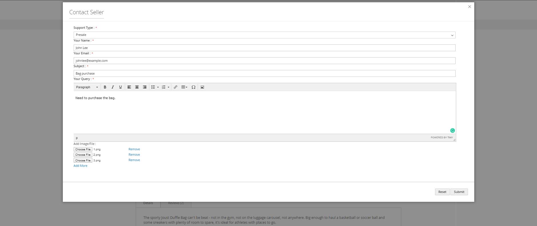 Buyer Seller Communication-contact_seller-1