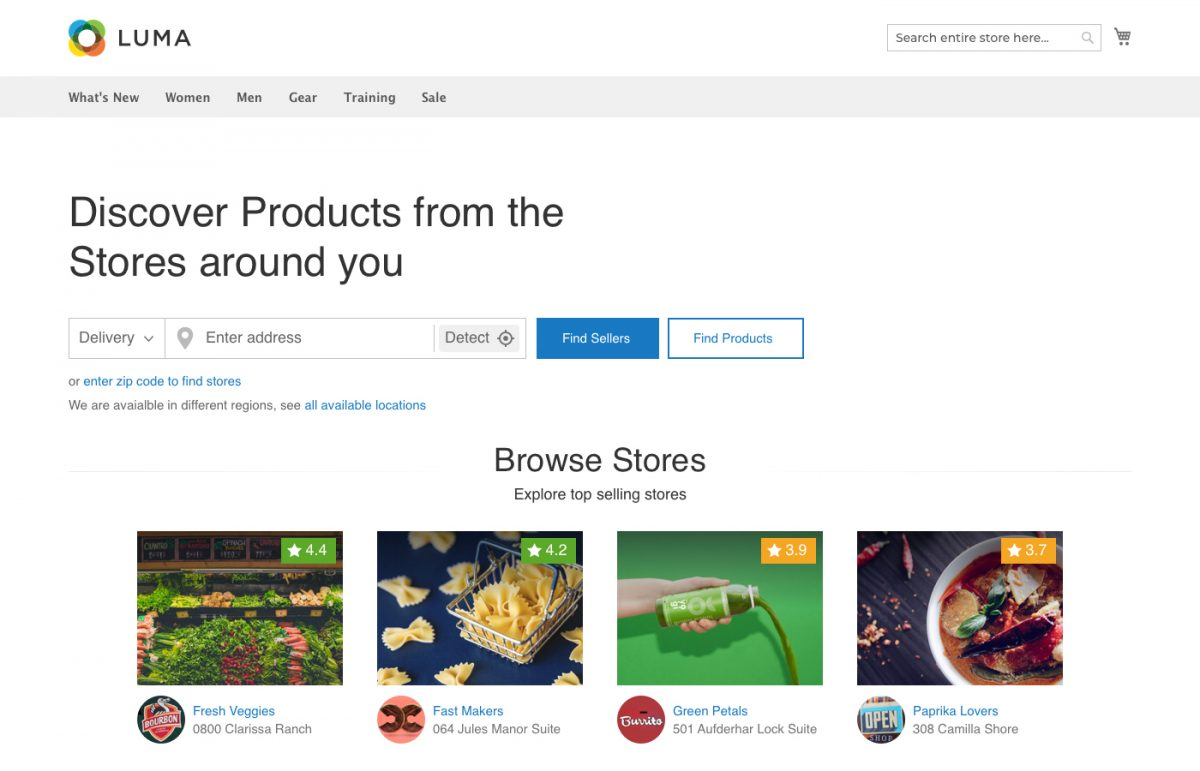 hyperlocal marketplace for magento 2