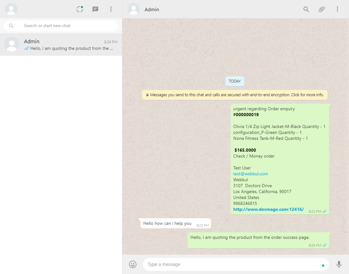 webkul-magent2-whatsapp-sharing-customer-order-success-page-whatsapp-window-8