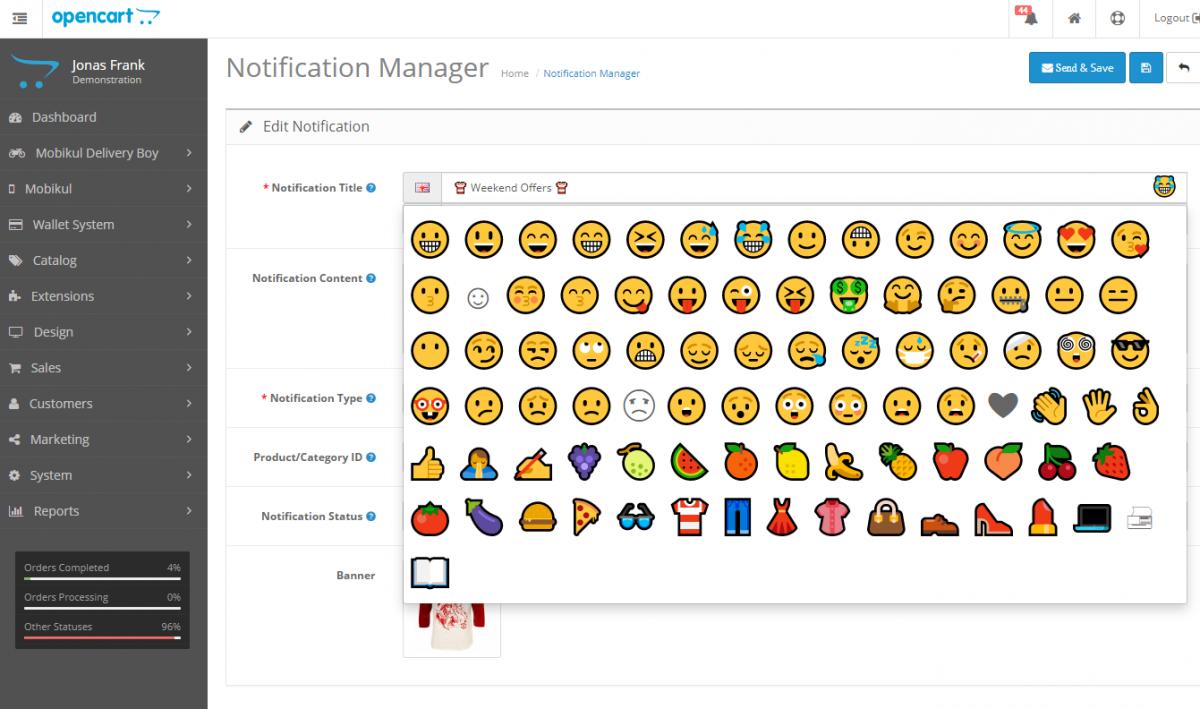webkul-opencart-mobile-emoji-push-notifications-emojji-set