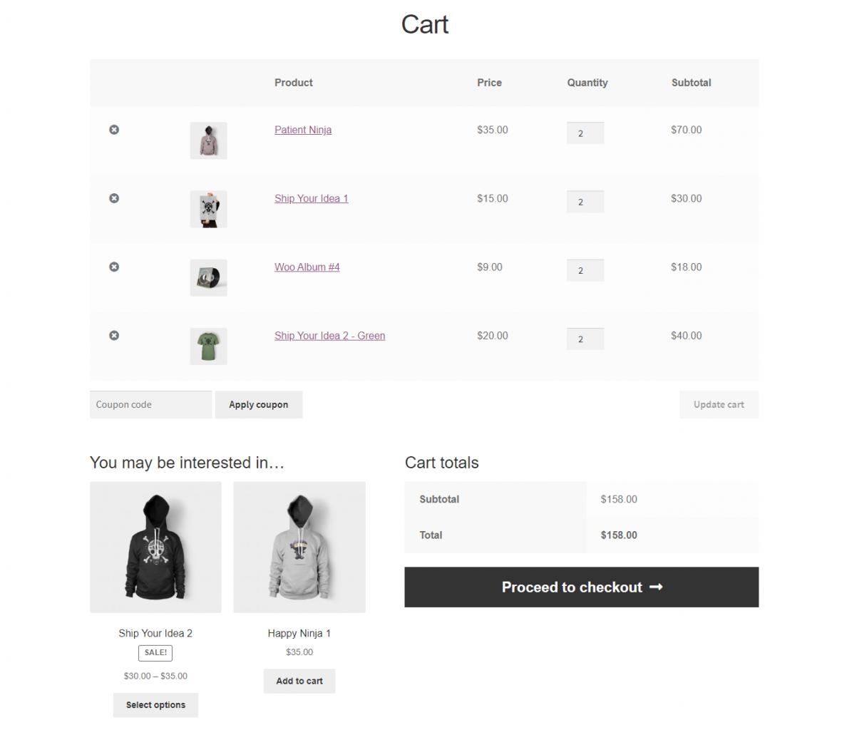 Webkul-WooCommerce-B2B-Marketplace-Quick-Order-Cart-View