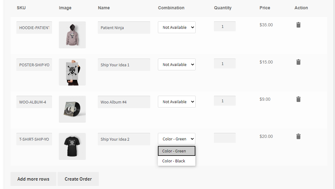 Webkul-WooCommerce-B2B-Marketplace-Quick-Order-Select-Variation