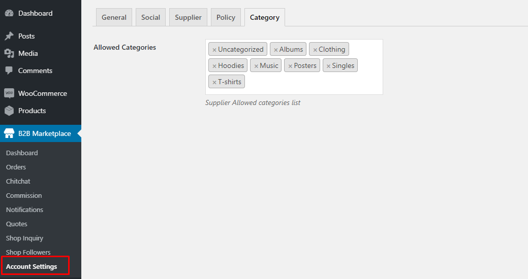 Webkul-WooCommerce-B2B-Marketplace-RFQ-Allowed-Categories