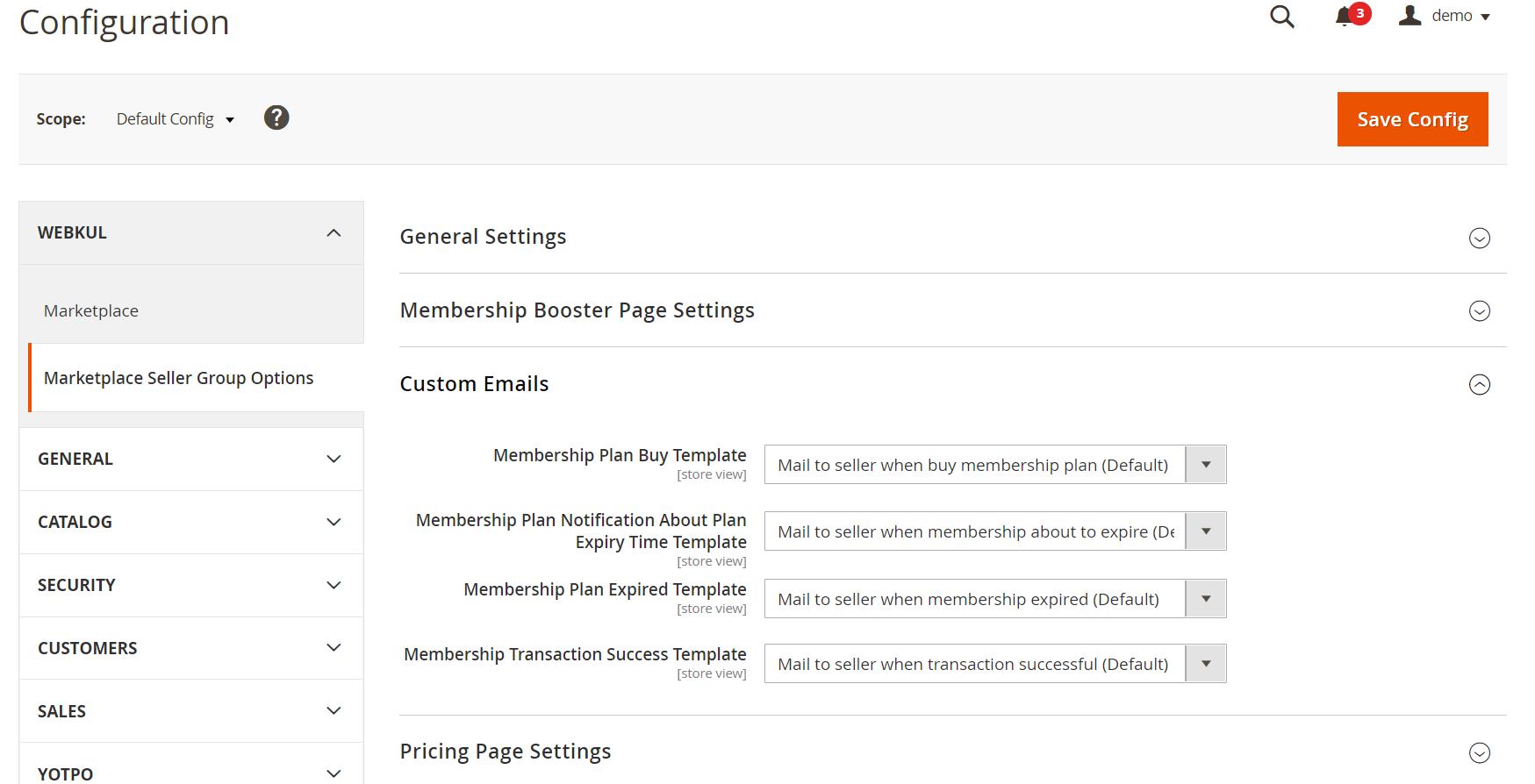 custom_email_settings