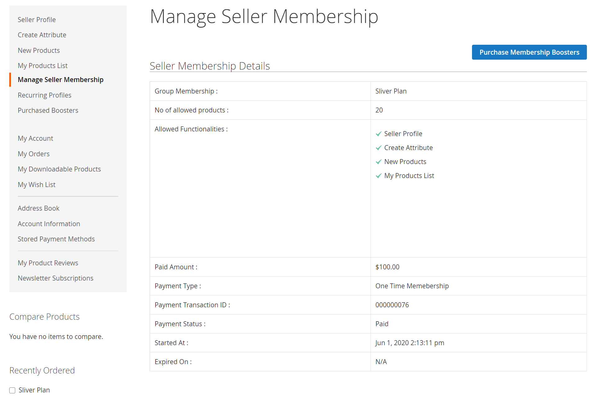 Marketplace Seller Groups for Magento2_purchase-booster
