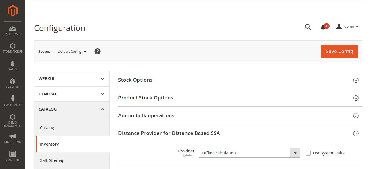webkul-magento2-store-pickup-admin-end-provider-offline-calculation