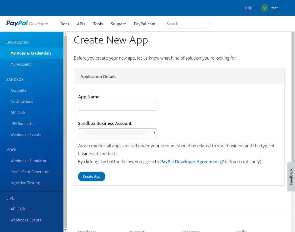 PayPal - sandbox_create_new_app-1