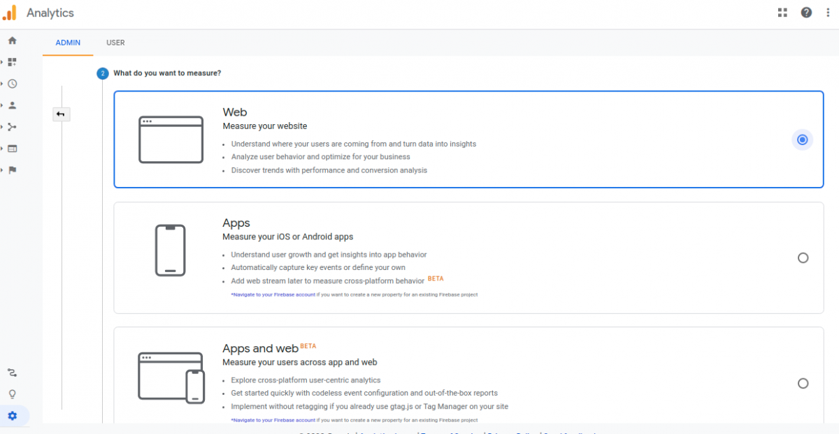 Measure-web-or-apps
