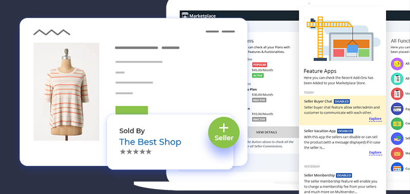 Shopify-Marketplace