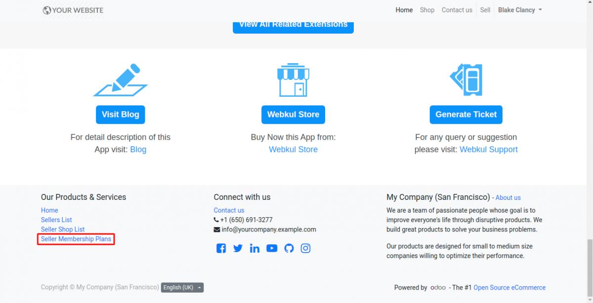 seller-mambership-plan-offer-on-frontend