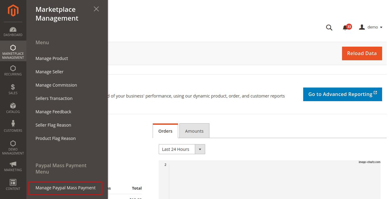 webkul-magento2-multi-vendor-recurring-payments-admin-end-mass-payment-menu-option